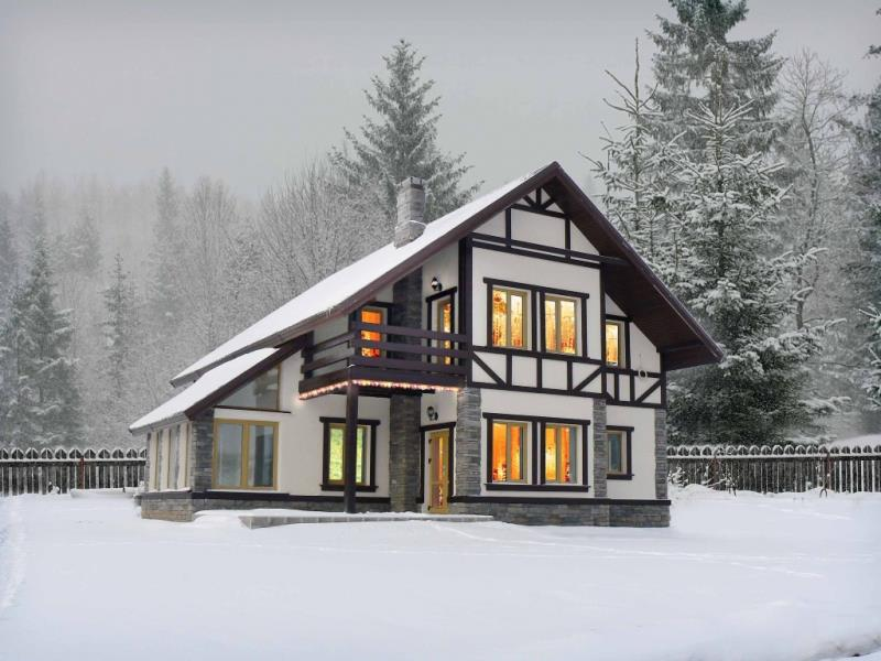 Заказать Дома канадского типа