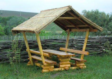 Заказать Строительство беседок в Кишиневе!