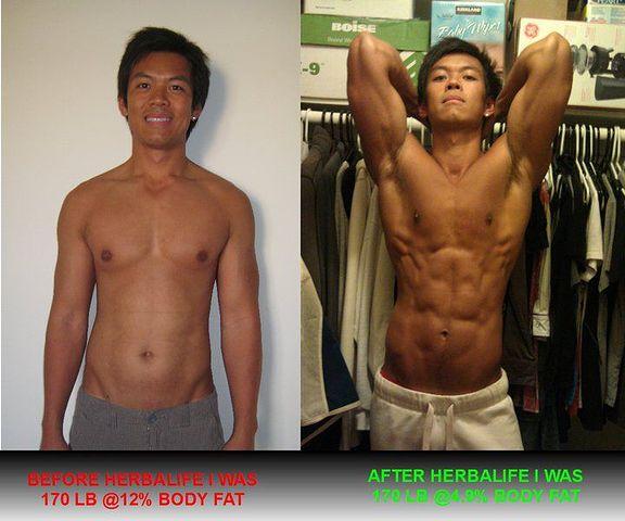 Заказать Коррекция веса, набор мышечной массы от Гербалайф
