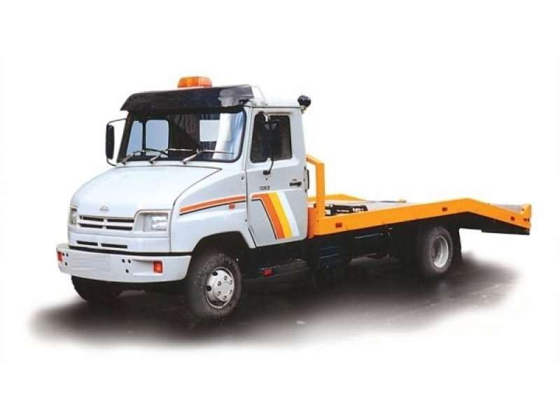 Order Services of cars of tow trucks