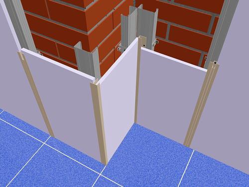 Заказать Укладка напольной и стеновой теплоизоляции
