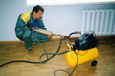Заказать Промывка системы отопления