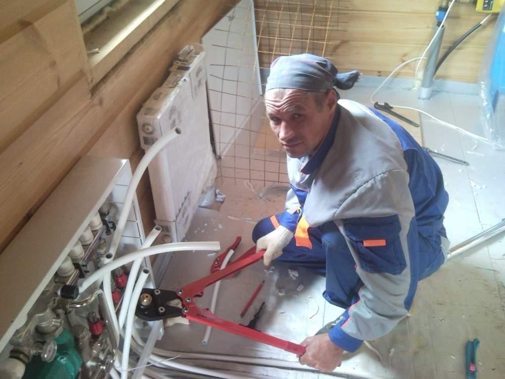 Заказать Аварийный вызов по обслуживанию системы отопления в г. Унгены