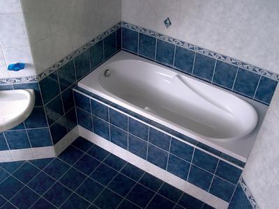 Заказать Установка ванны