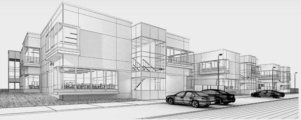 预制装配式建筑物设计服务