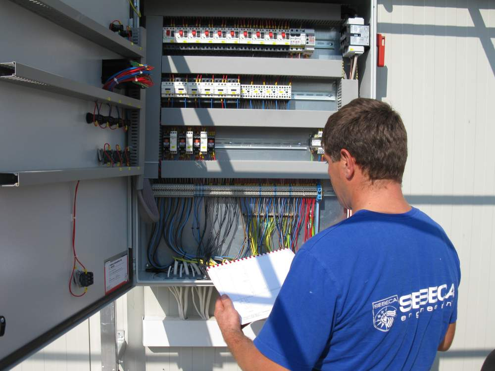 Order Maintenance of refrigerating appliances in the territory of our company