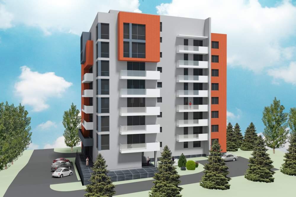 Заказать Проектирование жилых многоэтажек