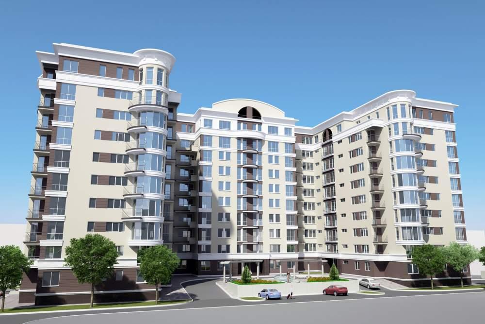 Заказать Проектирование элитных многоэтажек