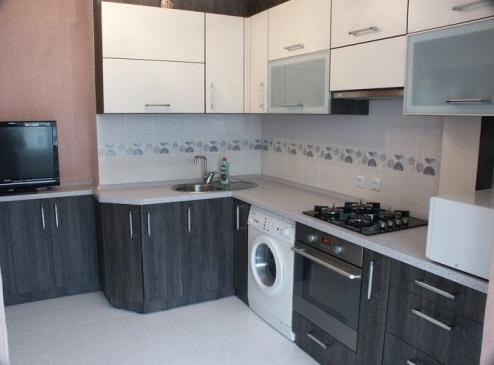 Заказать Изготовления кухни с разными типами фасадов