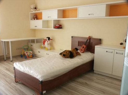 Order Production of furniture for a nursery