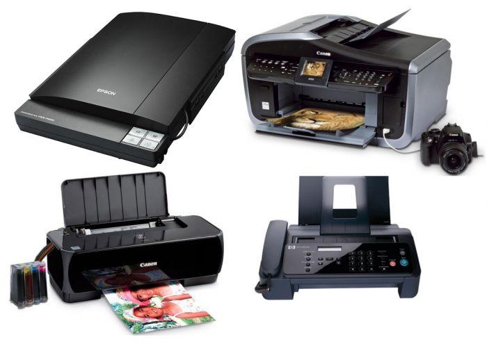Заказать Продажа, ремонт и обслуживание принтеров,факсов,сканеров,МФУ