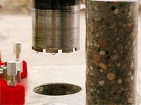 Заказать Алмазное бурение отверстий в бетоне и железобетоне