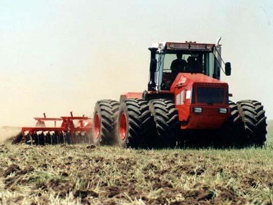 Заказать Обработка и посев почвы