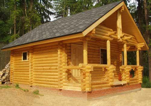 Заказать Проектирование и строительство деревянных бань