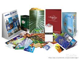 Order Production of printed materials