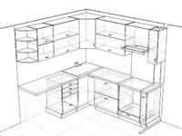 Заказать Проектирование мебели