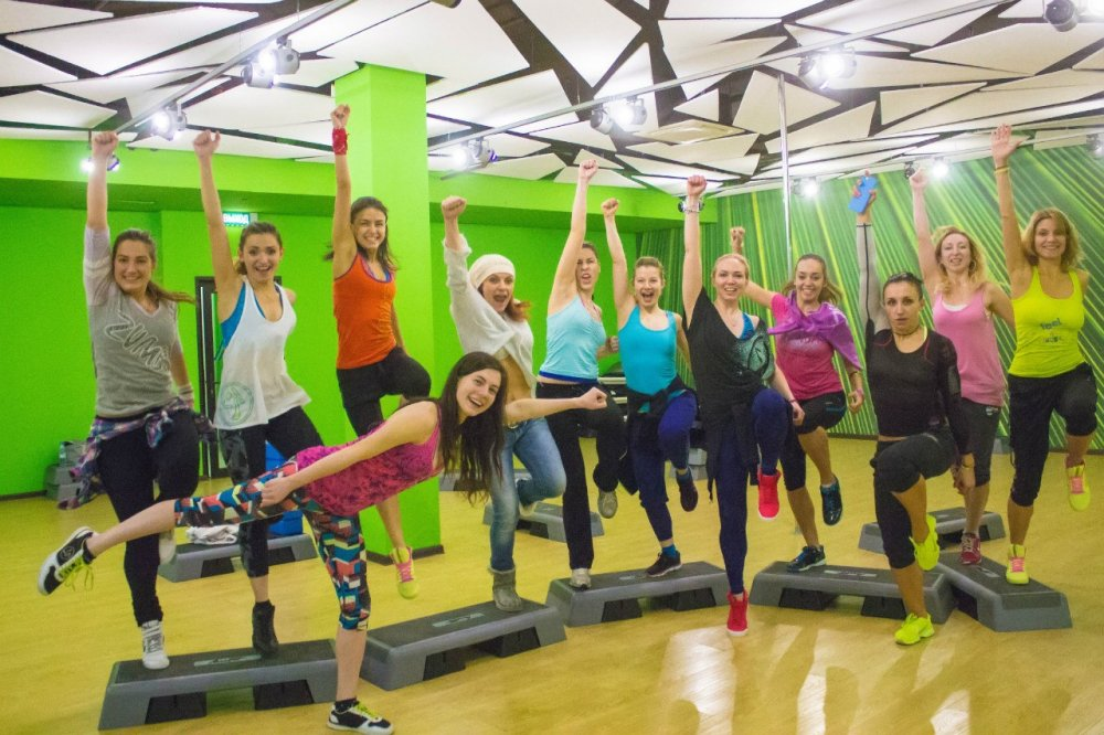 Pilates, Stretching, Belly Dance, Strip Plastica, Zumba in Chisinau.