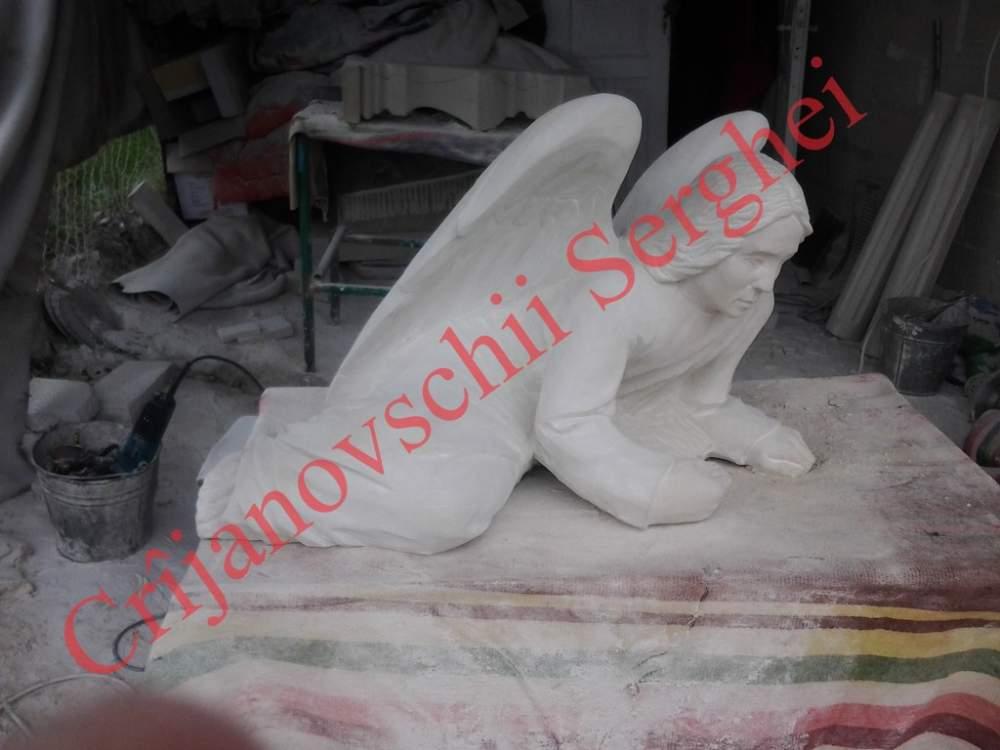 Изготовление каменных скульптур