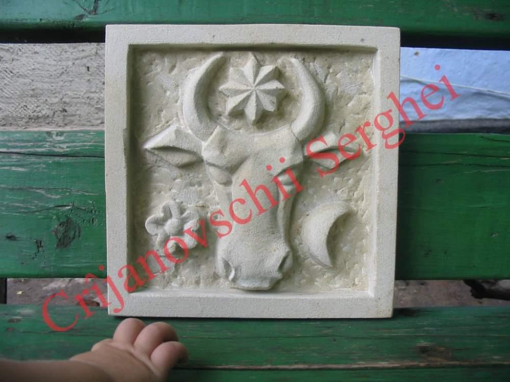 Заказать Изготовление декоративных панно из песчаника
