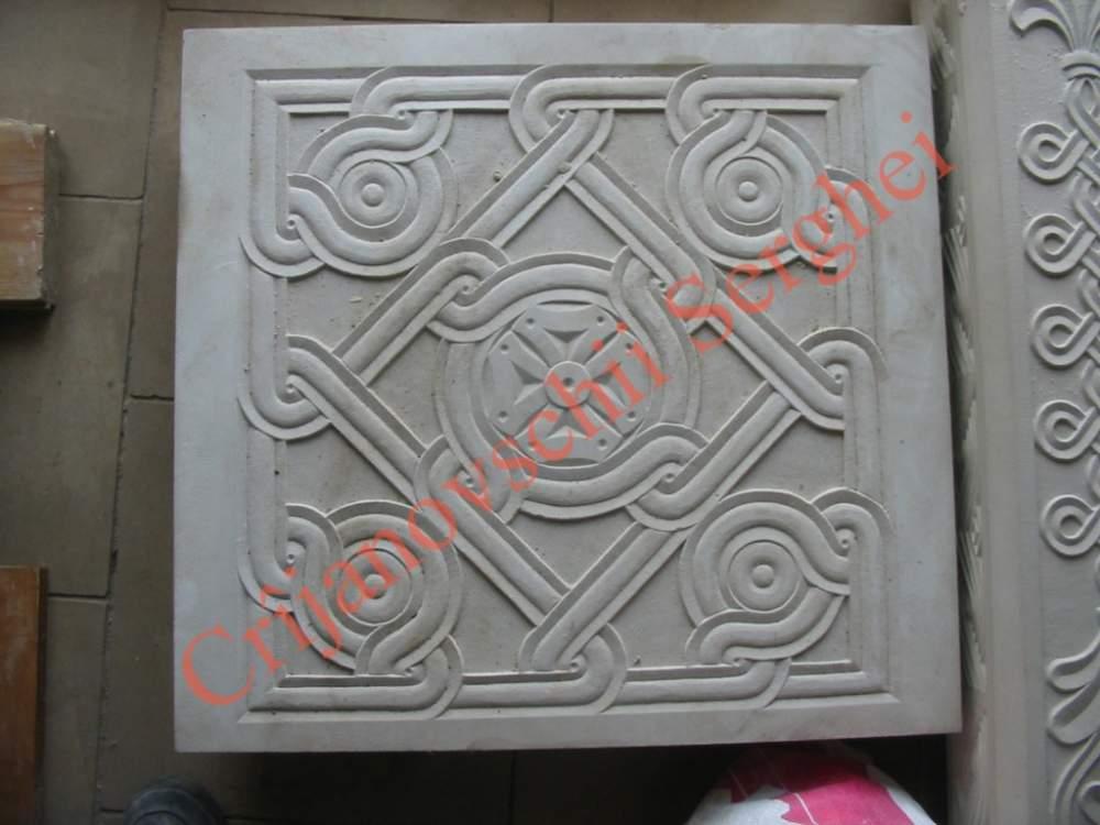 Заказать Изготовление архитектурных элементов из камня