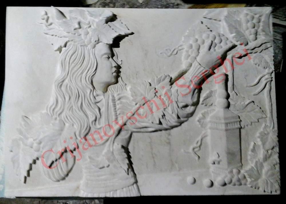 Заказать Изготовление каменных изделия по картинам заказчика