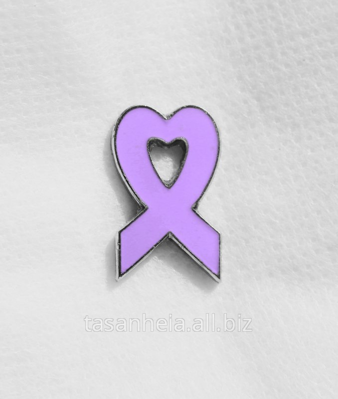 Изготовление Значков- символ солидарности в борьбе с ВИЧ