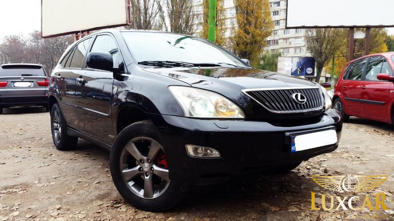 Заказать Lexus RX350 4x4 chirie auto rent car прокат