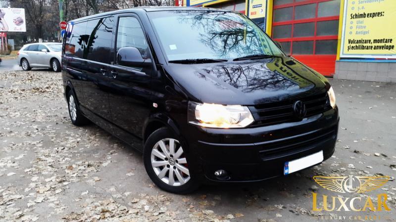 Заказать VW Multivan 7 locuri vip automat делегации экскурсии Cricova Melesti Mici chirie cu/fără sofer rent