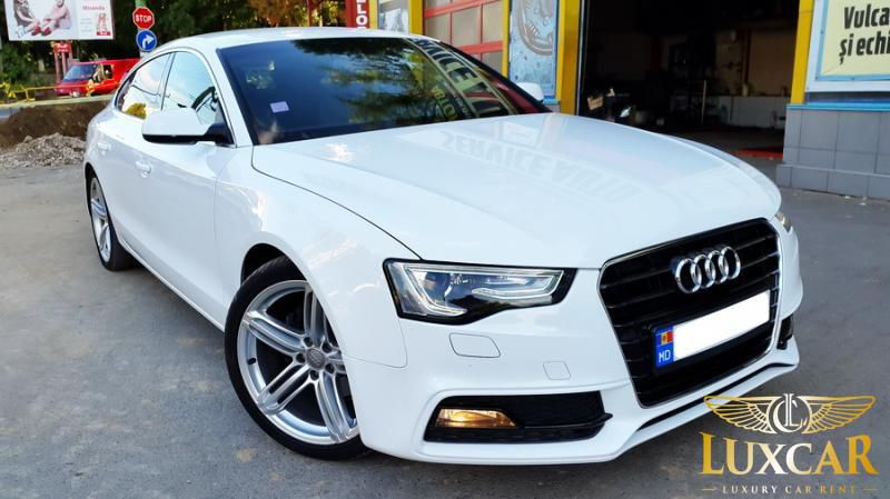 Заказать Audi A5 Sline 2.0d chirie auto rent a car прокат arenda