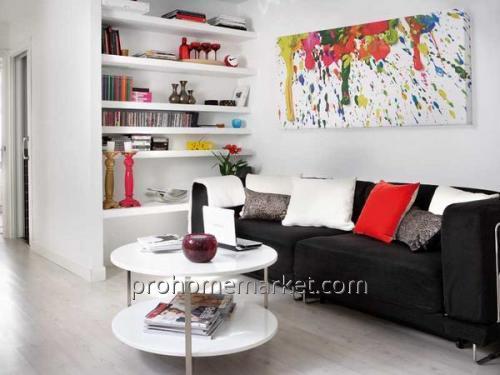 Заказать Разработка дизайна интерьеров квартиры-студии
