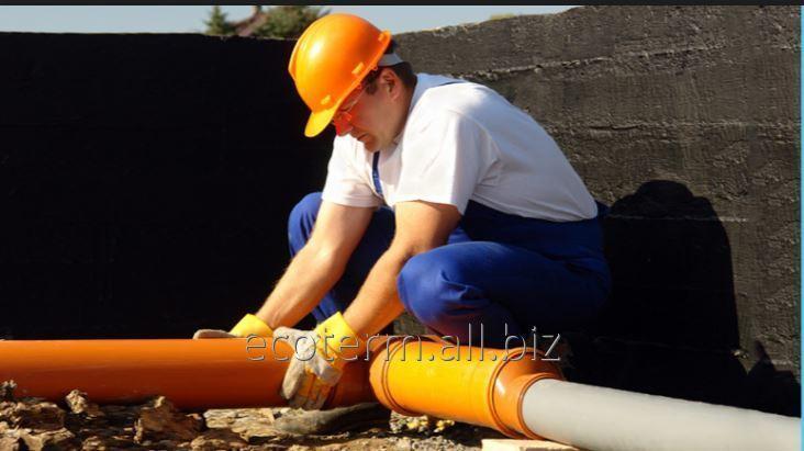 Заказать Системы водоснабжения и канализации в Молдове