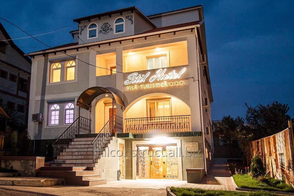 Заказать Отель в Молдове