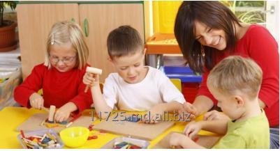 Заказать Образовательная и психотерапевтическая поддержка для детей