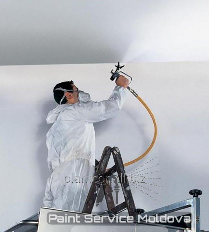 Заказать Профессиональная покраска стен в Молдове!!!