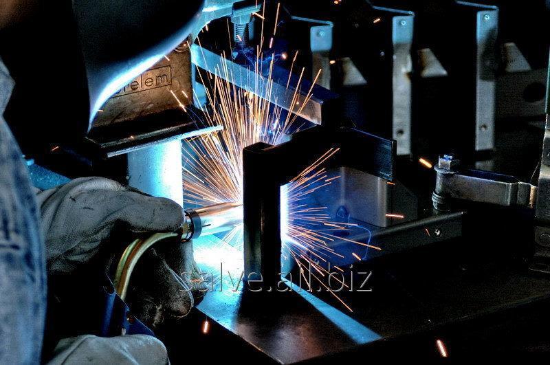 Заказать Сварка низколегированных сталей