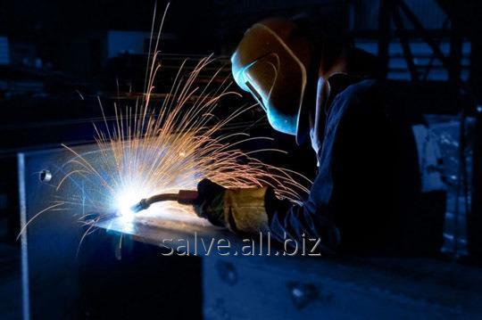 Заказать Сварка сталей аустенитного класса