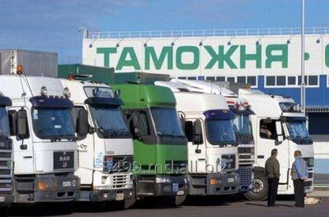 Заказать Затаможивание грузов