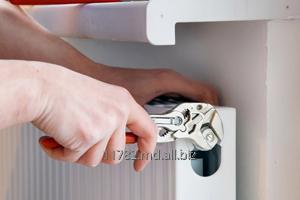 Заказать Монтаж систем отопления