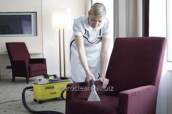 Заказать Химчистка мягкой мебели, ковров и ковровых покрытий