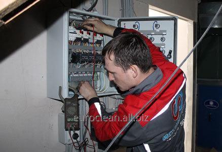Заказать Обслуживание электросетей электроснабжения и электроосвещения