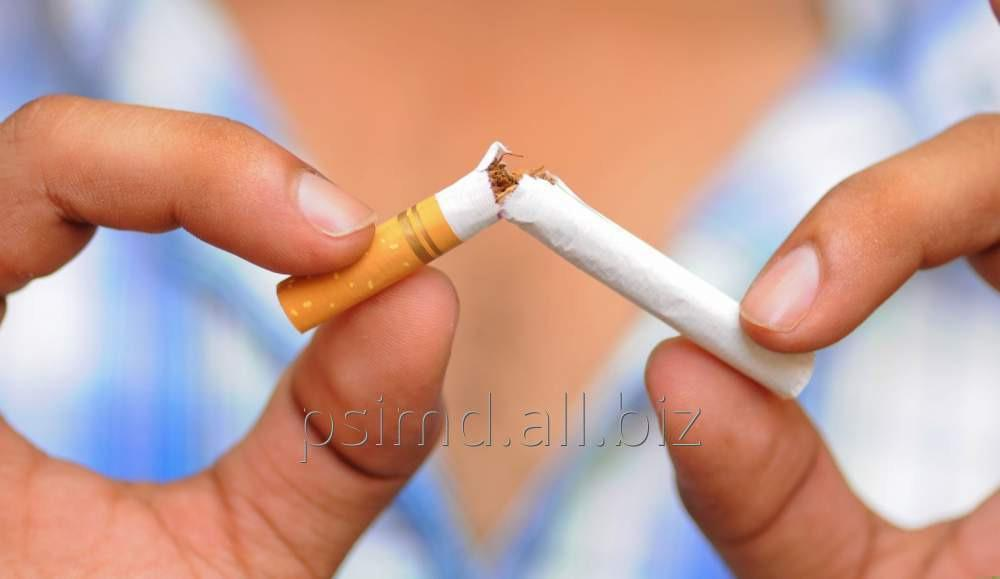 Заказать Психотерапевтическая программа и поддержка для отказа от курения
