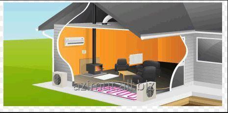 Заказать Установка систем автономного отопления квартир