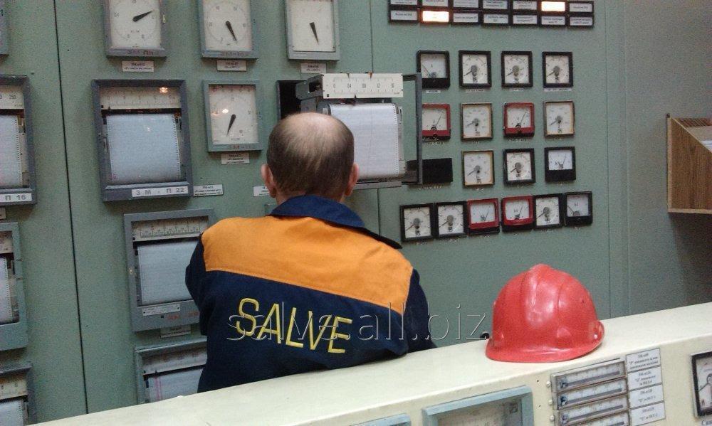 Заказать Проектирование реконструкции систем измерений и автоматического управления теплоэнергетических процессов