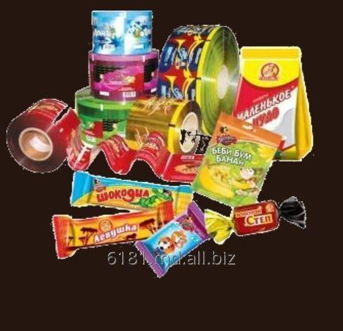 Заказать Печать гибкой упаковки от ESPACO