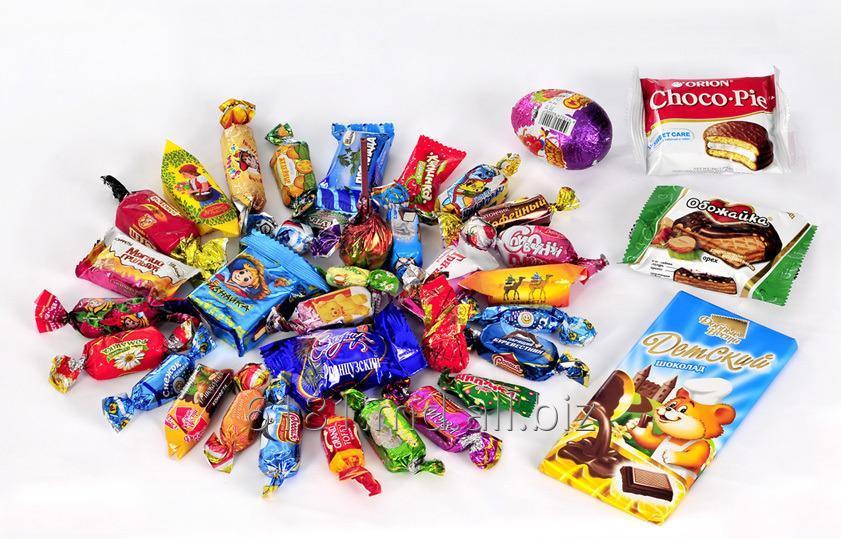 Заказать Печать гибкой упаковки для конфет от Espaco