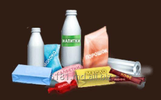 Заказать Производство упаковки для продуктов