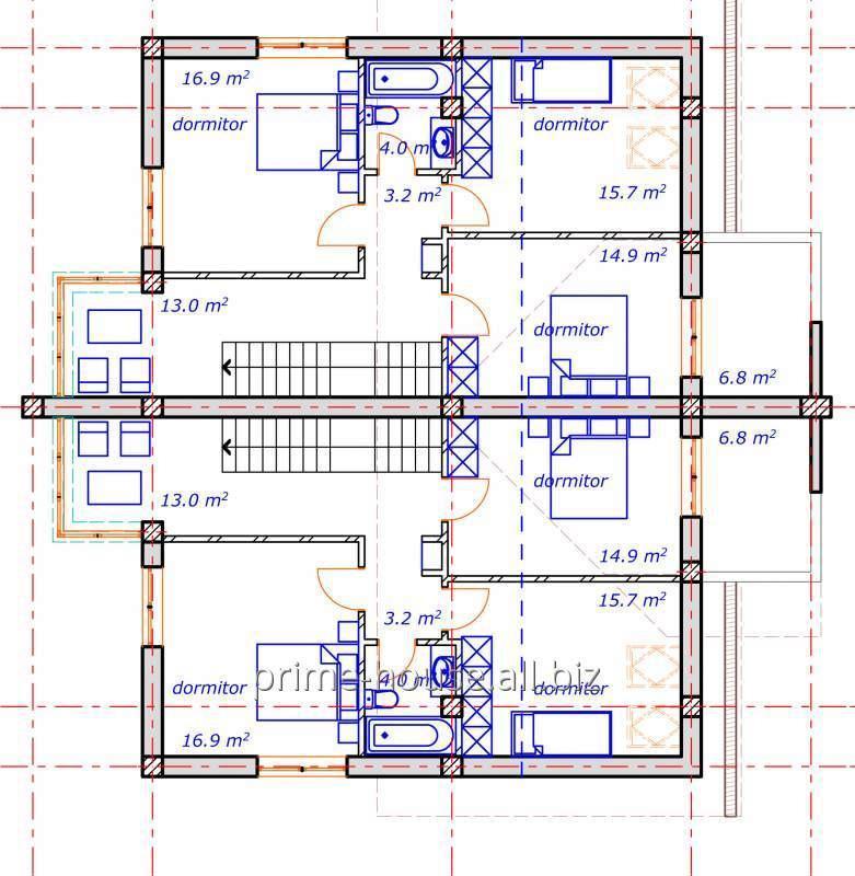 Заказать Услуги по проектированию жилых помещений