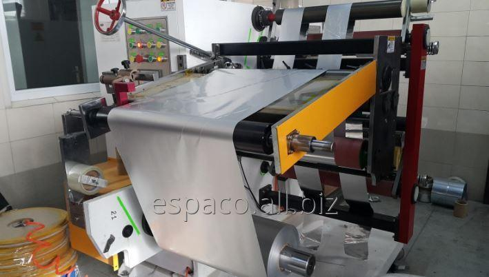 Заказать Rewinding and cutting of roll materials -Espaco