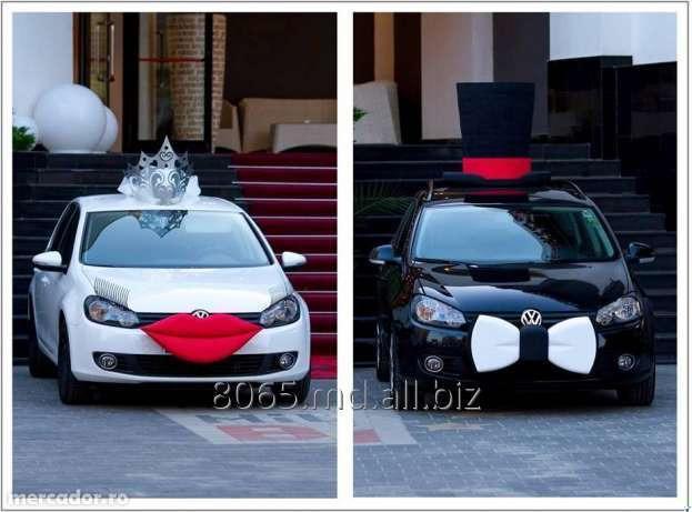 Заказать Аренда автомобилей на свадьбу