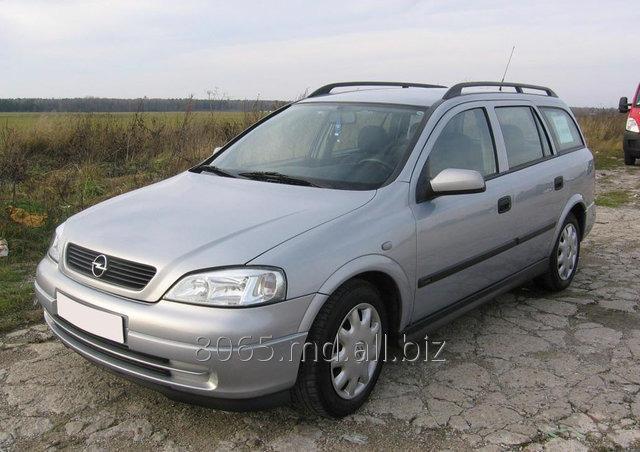 Заказать Прокат автомобиля Opel Astra G, Universal, 2008